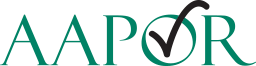 American Association for Poblic Opinion logo